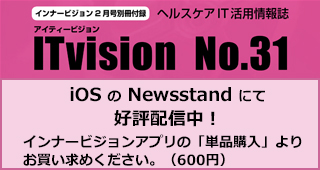 ITvision No.31 Newsstand