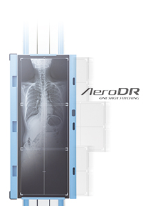 AeroDR STITCHING SOLUTION(OneShot長尺システム)