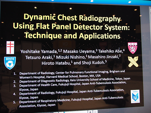 Dynamic Chest Radiography Using Flat Panel Detector System: Technique and Applications