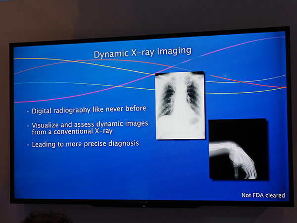 "開発が進む""Dynamic X-ray Imaging"""
