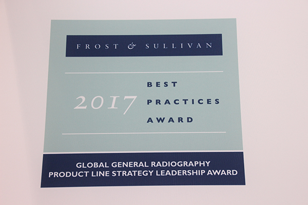 2017年のBest Practices Awardを受賞