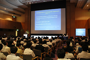 加藤修氏による特別企画「What we have learned from CTO-PCI history. 」