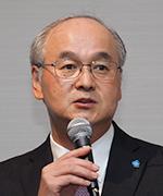 田口晶弘 氏(オリンパス)