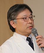 笹田哲朗 氏(臨床研究所がん免疫療法研究開発学部長)