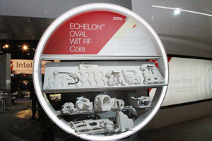 ECHELON OVALのWIT RF coil system