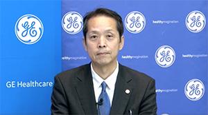 上田克彦 氏(日本診療放射線技師会/国際医療福祉大学)